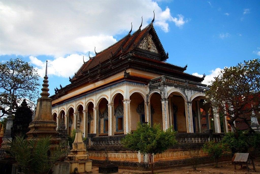 Wat Bo Road, Siem Reap