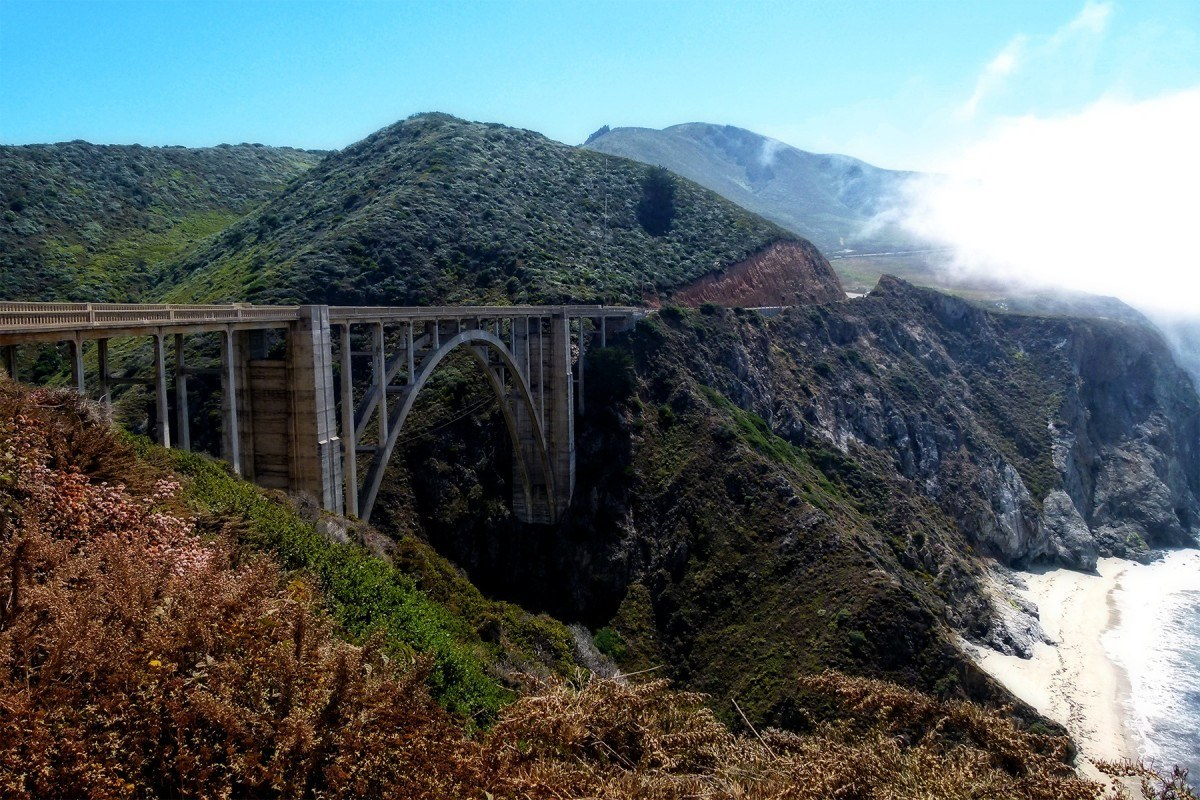 Keep big sur camping this beautiful and leave no trace