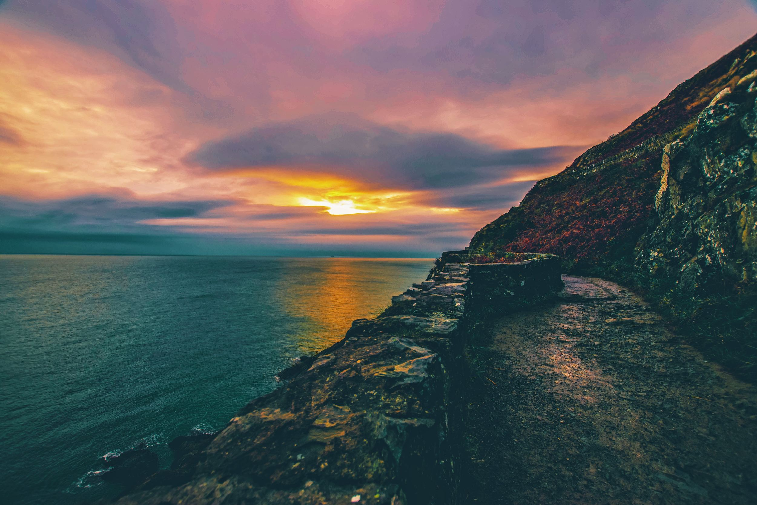 free things to do in dublin hiking on coast