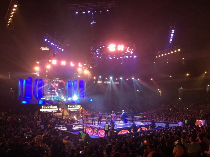 Mexico City Lucha Libre
