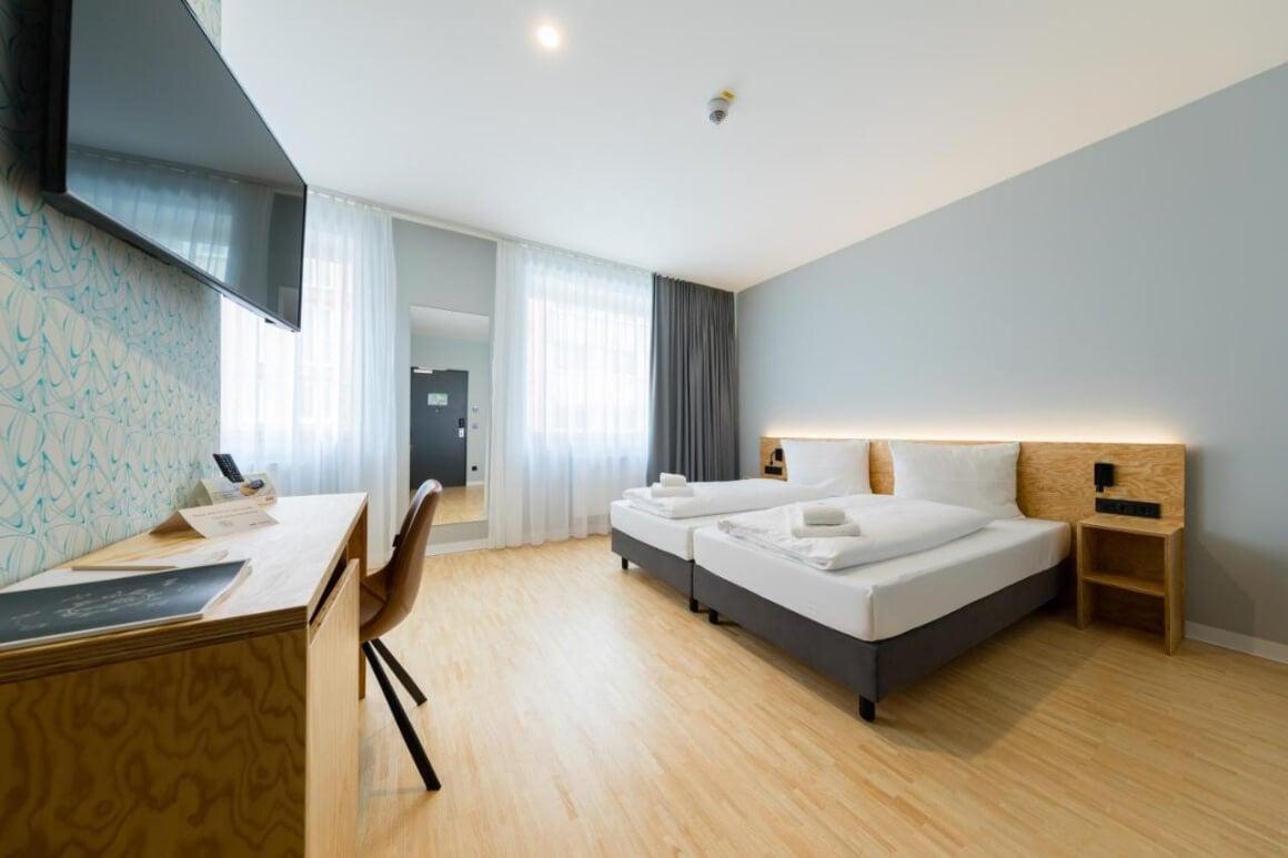 mk hotel Munich