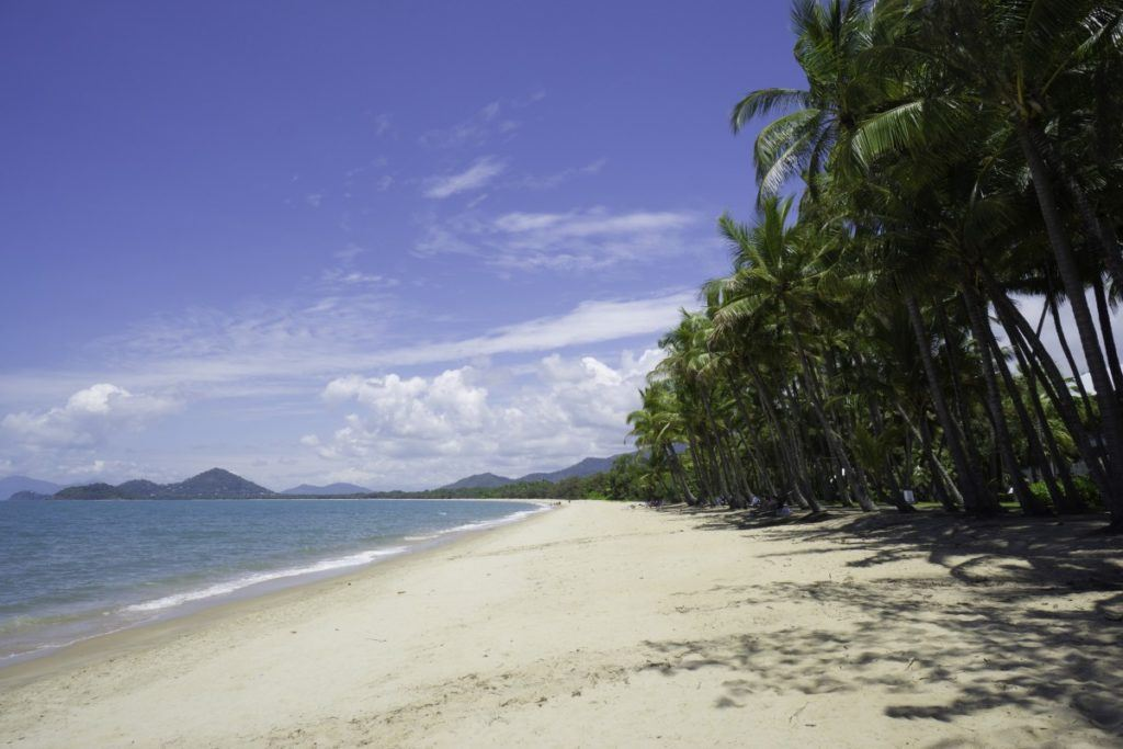 palm cove backpacking cairns