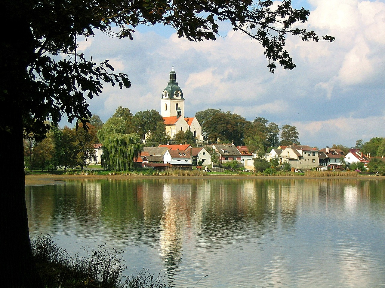 small villages in Czech Republic