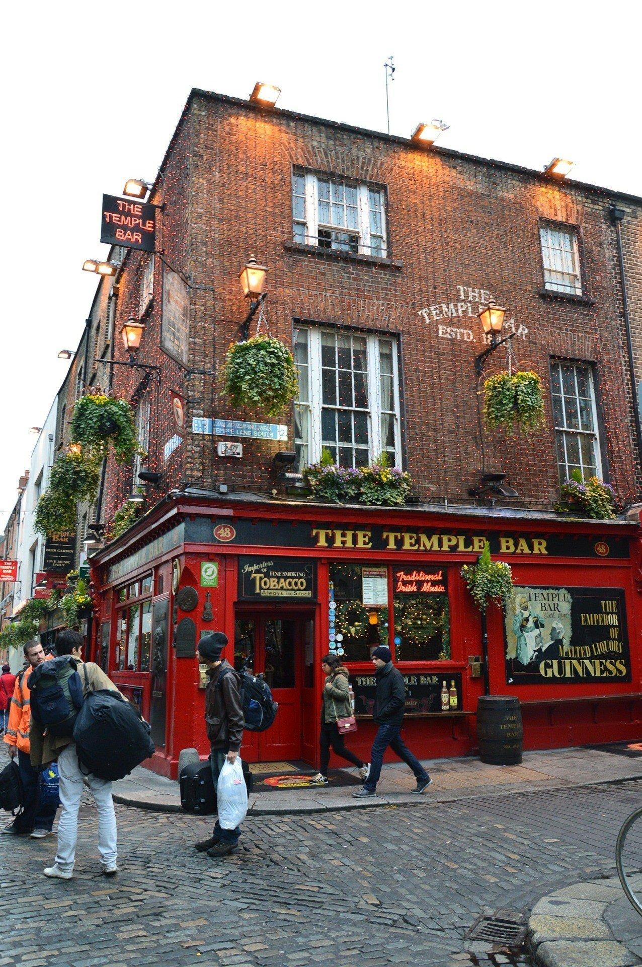 Day 1 in Dublin