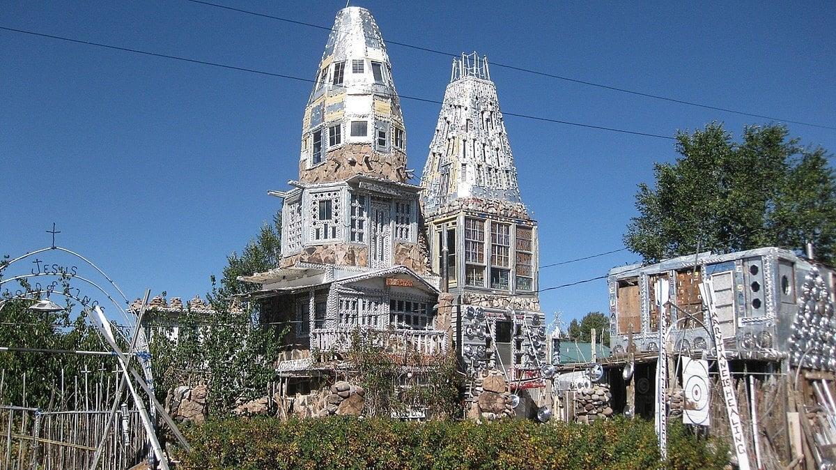 canos castle roadside attraction colorado road trip