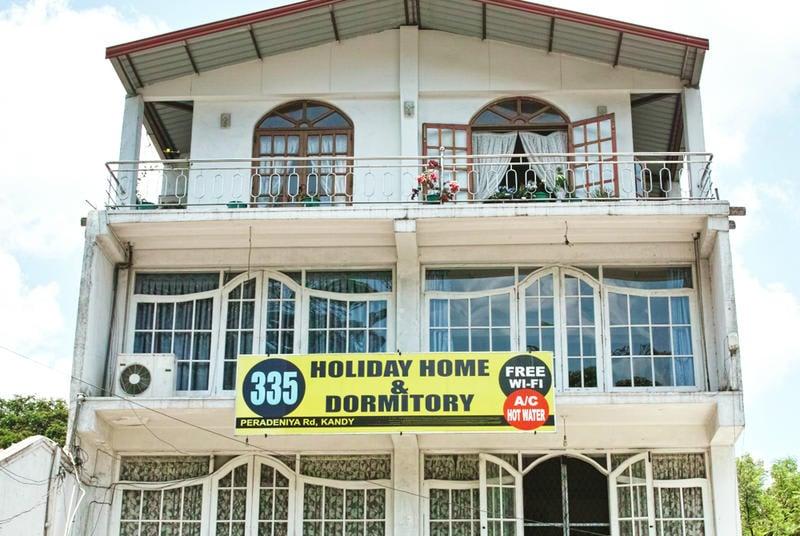 335 Holiday Homes best hostels in Sri Lanka