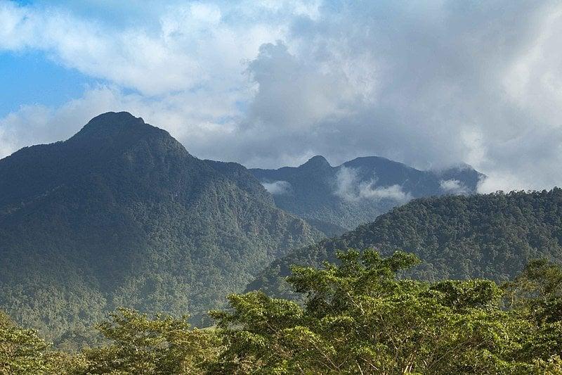 backpacking Honduras