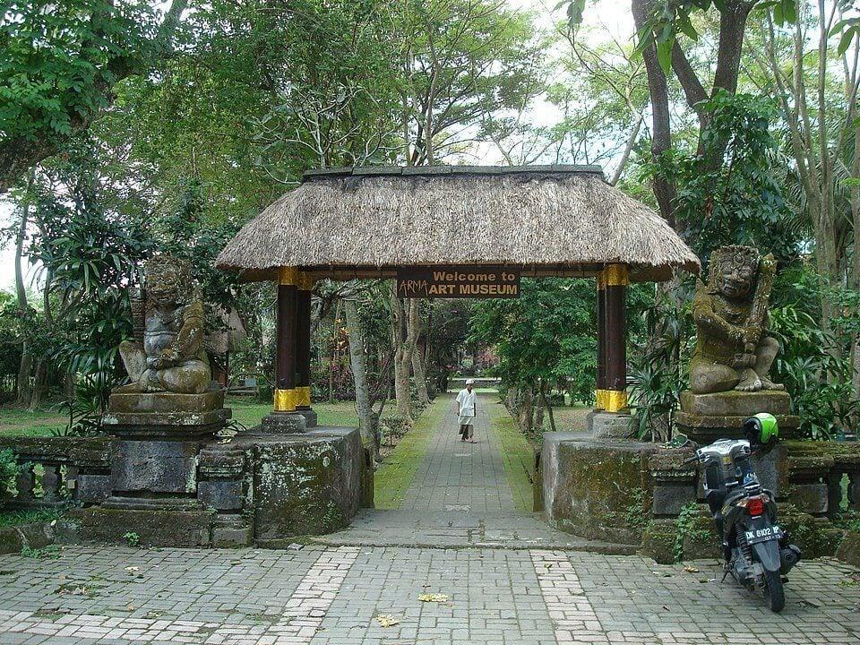 Admire the art at Agung Rai Museum of Art