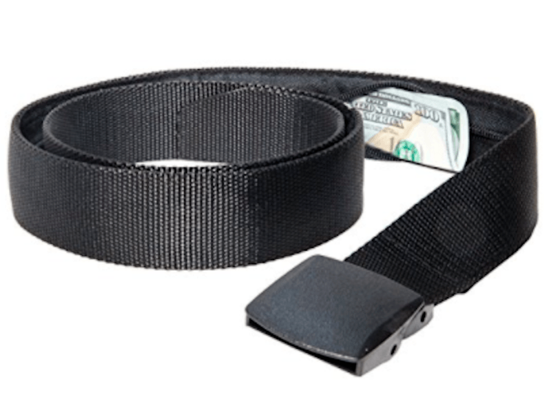 The best way to keep money safe in Egypt - a security belt