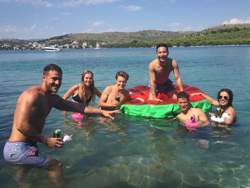 Backpackers Fairytale - Split best hostels in Croatia