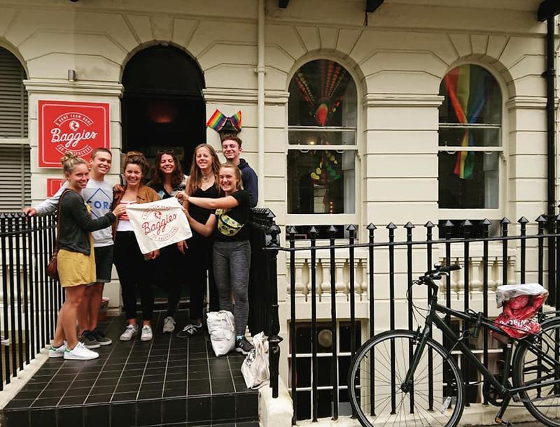 Baggies Backpackers - Brighton best hostels in the UK