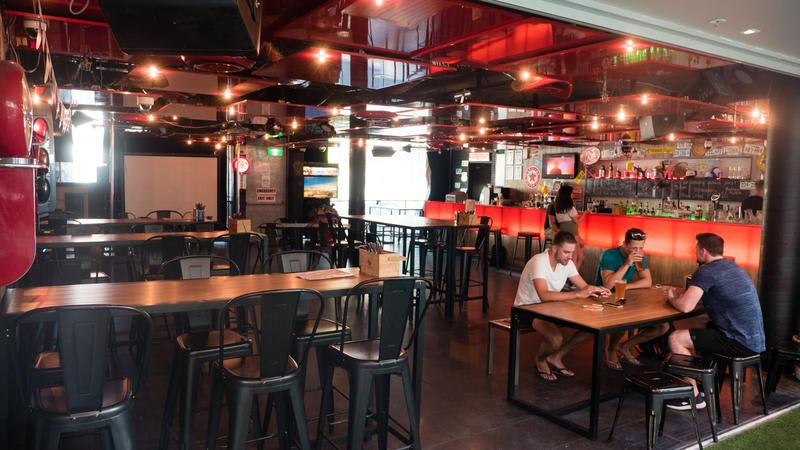 Base St Kilda Melbourne best hostels in Australia