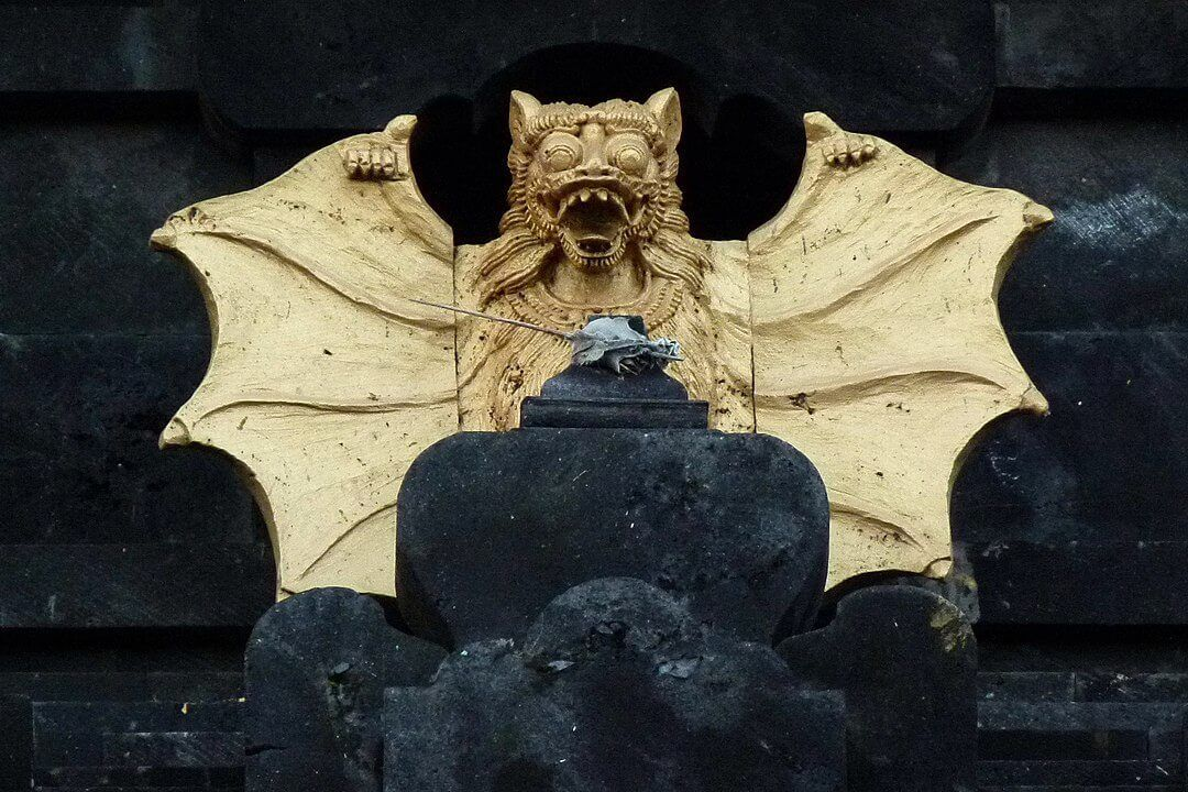 Bat watch at Goa Lawah