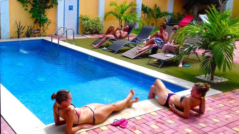 Cacao Hostel Santa Marta best hostels in Colombia