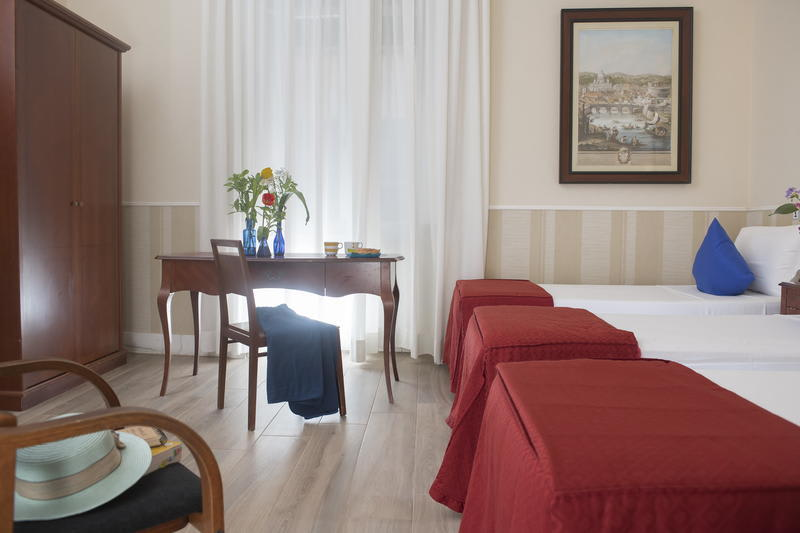 Carlitos Budget Rooms Rome best hostels in Italy