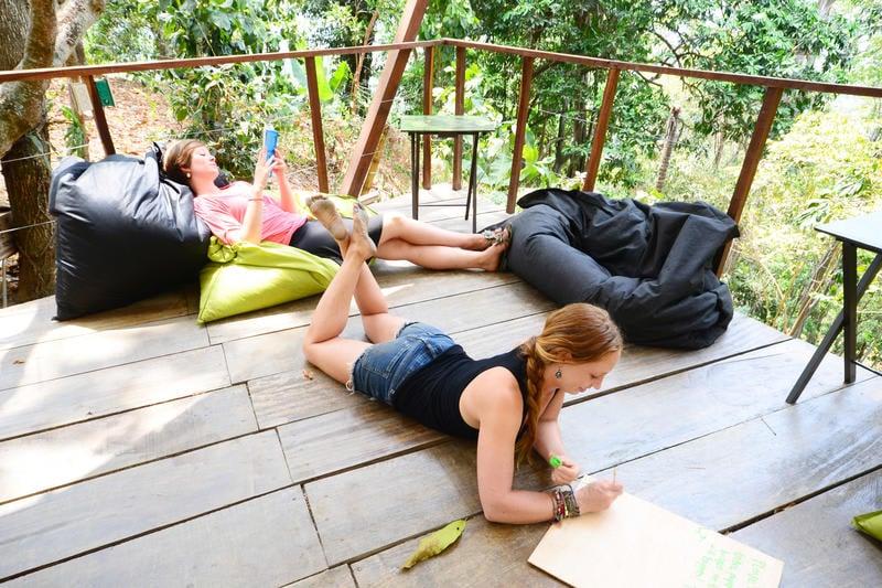 Casa Loma Minca Minca best hostels in Colombia