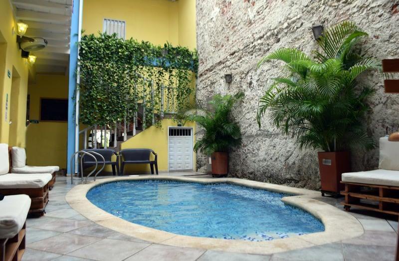 El Arsenal Hostel Boutique Cartagena best hostels in Colombia