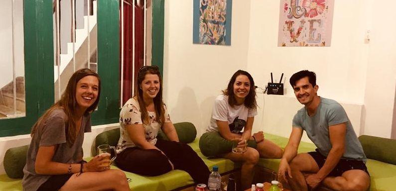 Ella Escape Hostel by Nomadic best hostels in Sri Lanka