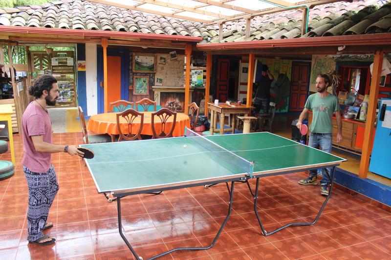 Estrella Sin Fronteras Salento best hostels in Colombia