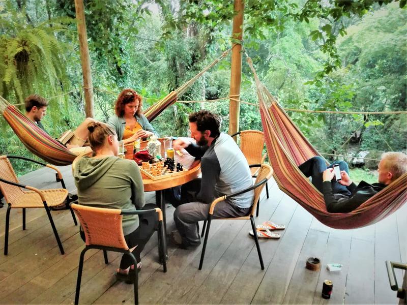 Finca Hostal Bolivar Minca best hostels in Colombia
