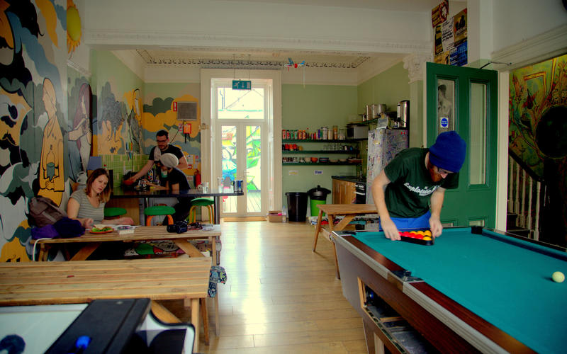 Global Village -  Belfast best hostels in the UK