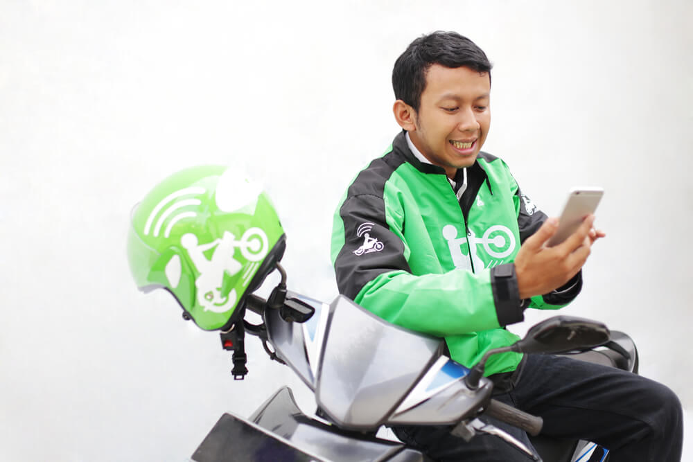 Go nuts with Go Jek