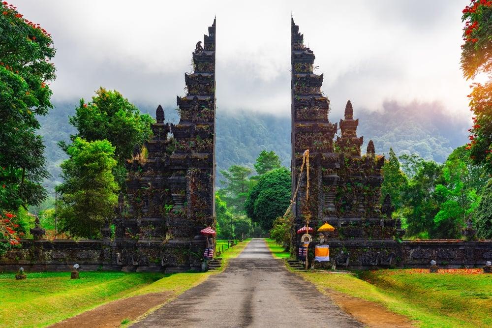 Handara Gates, Bali