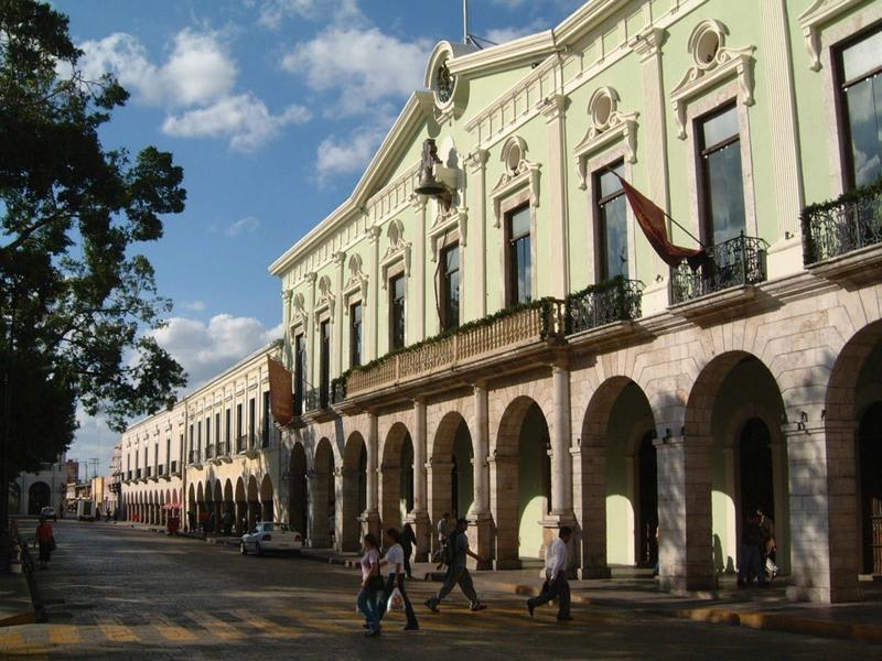 Hostal Catedral Merida - Merida best hostels in Mexico