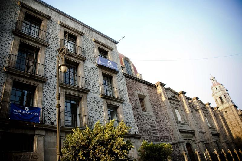 Hostel Amigo Suites Downtown - Mexico City best hostels in Mexico