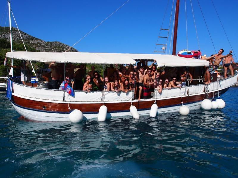 Hostel Villa Skansi - Hvar best hostels in Croatia