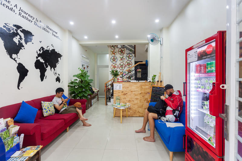 Kikis House Saigon best hostels in Vietnam