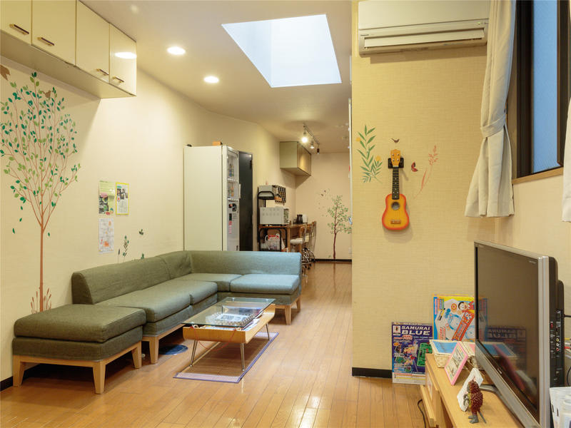 Kyoto Hana Hostel - a Japan hostel with authentic influences