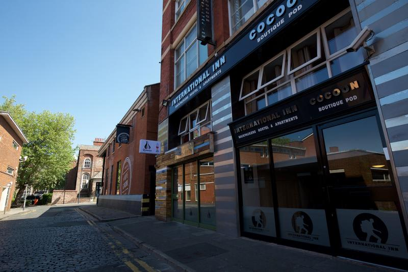 Liverpool International Inn - Liverpool best hostels in the UK