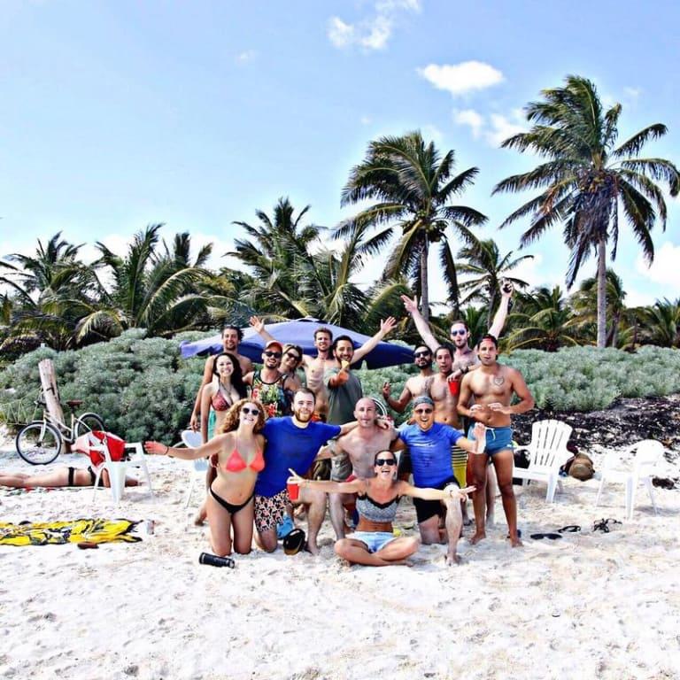 Lucky Traveler Hostel - Tulum best hostels in Mexico