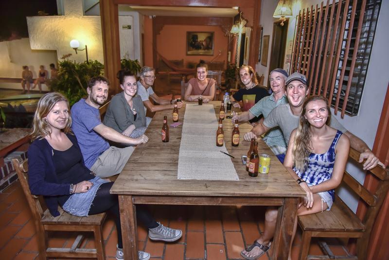 Macondo Hostel San Gil best hostels in Colombia