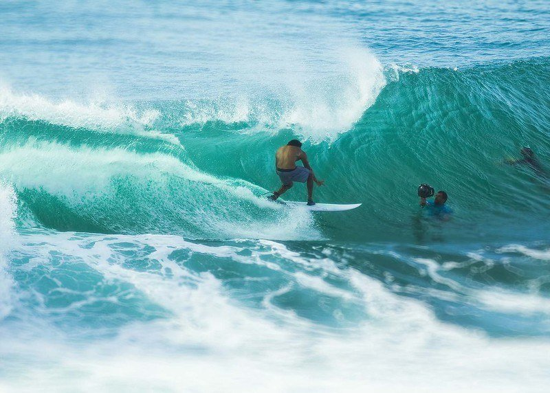 Make the pilgrimage to one of the best surf spots in Bali