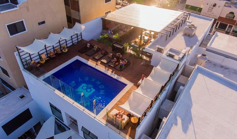 Mayan Monkey Hostel - Cancun best hostels in Mexico