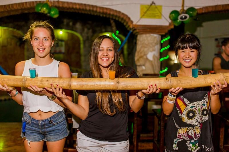 Mezcal Hostel - Cancun best hostels in Mexico