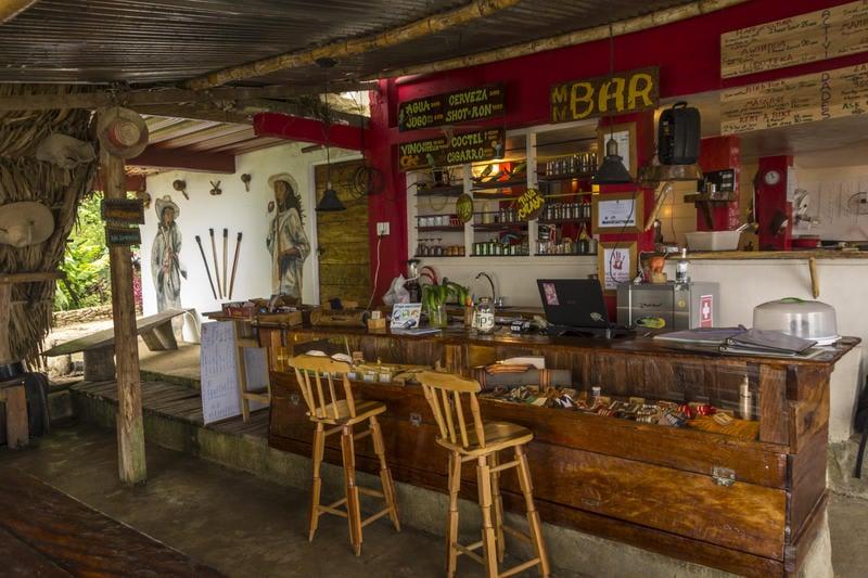 Mundo Nuevo Minca Minca best hostels in Colombia