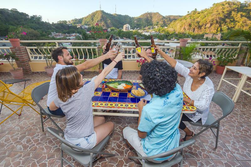 Oasis Hostel - Puerto Vallarta best hostels in Mexico