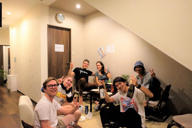 Best Hostels in Osaka for Solo Travellers - Osaka Namba Hostel