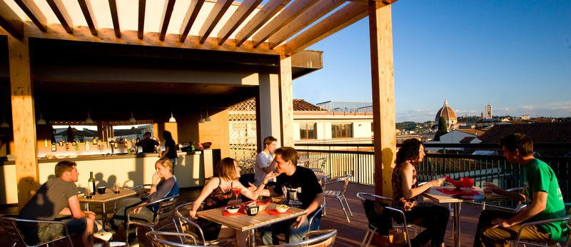 PLUS Florence Florence best hostels in Italy