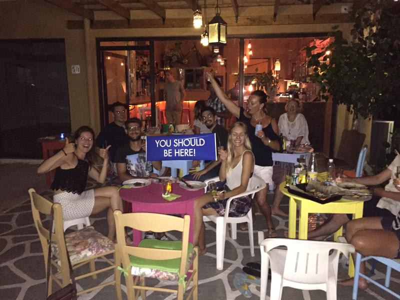 Rhodes Backpackers - a laid back party hostel in Greece
