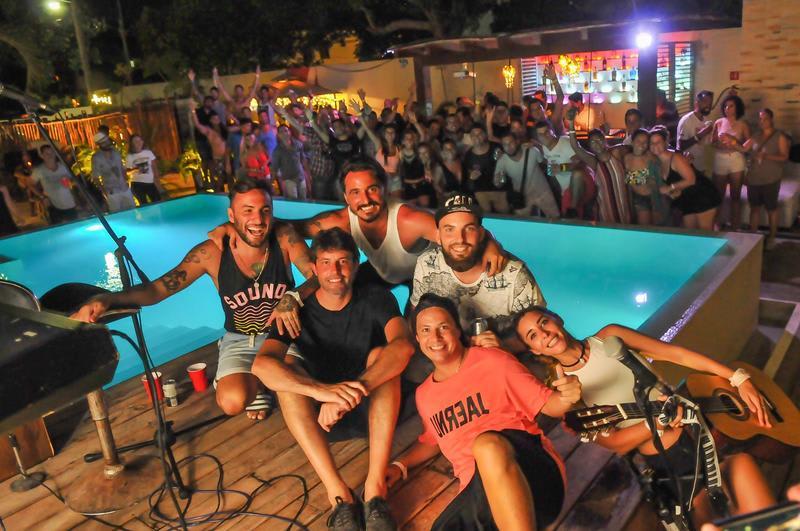 Sayab Hostel - Playa del Carmen best hostels in Mexico