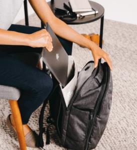 best travel laptop bags for digital nomads tortuga setout