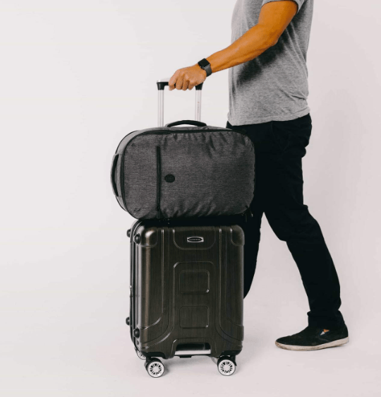 Roller Suitcase-friendly