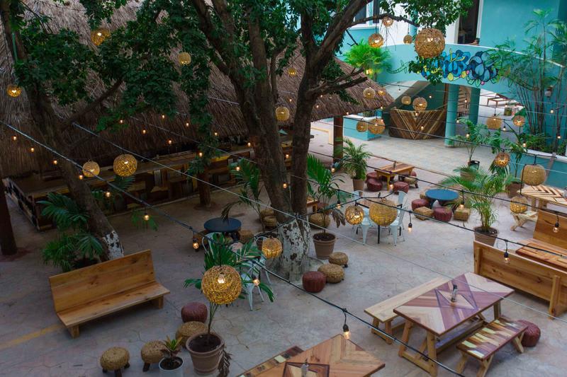 Selina Playa del Carmen - Playa del Carmen best hostels in Mexico