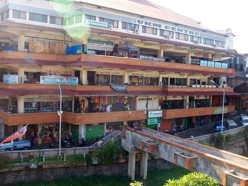 Shop til you drop at Kumbasari Market