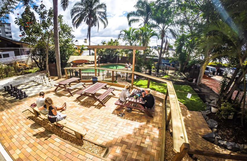 Somewhere to Stay Brisbane best hostels in Australia