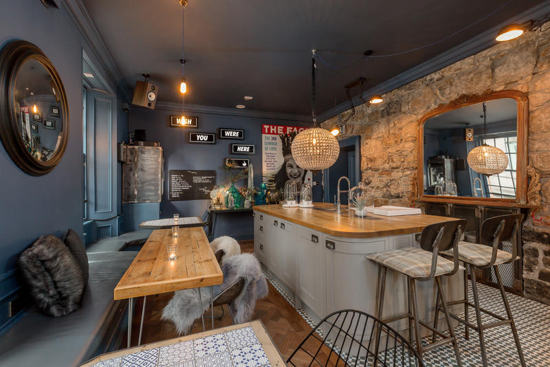 The Baxter - Edinburgh best hostels in the UK